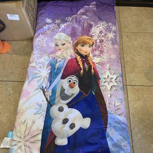 Frozen Sleeping Bag for Sale in Fullerton, CA
