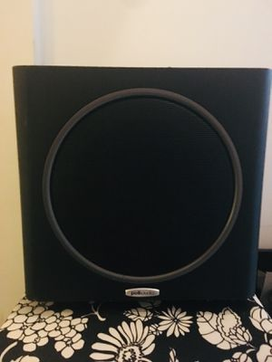Polk Audio PSW110 (10-Inch) Powered Subwoofer for Sale in Noblestown, PA