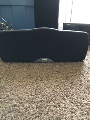 KLIPSCH CENTER SPEAKER for Sale in Sicklerville, NJ