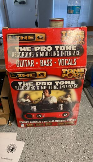Line 6 Professional home recording Studio for Sale in Des Moines, WA