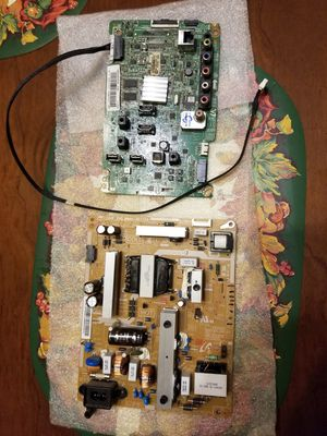 SAMSUNG UN50H5203AFXZA MAIN BOARD# BN94-07741D And Power Board BN44-00772A. for Sale in Arlington, TX