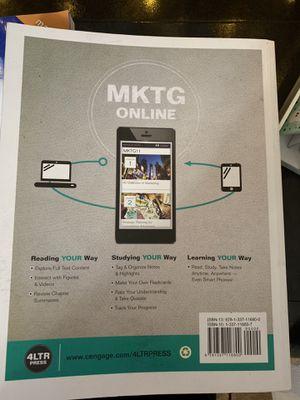 Principles of Marketing textbook for Sale in Harrisonburg, VA