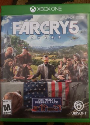 Far Cry 5 Xbox One for Sale in Lodi, CA