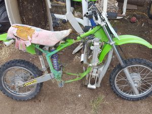 Kx 60 parts bike for Sale in Palmdale, CA