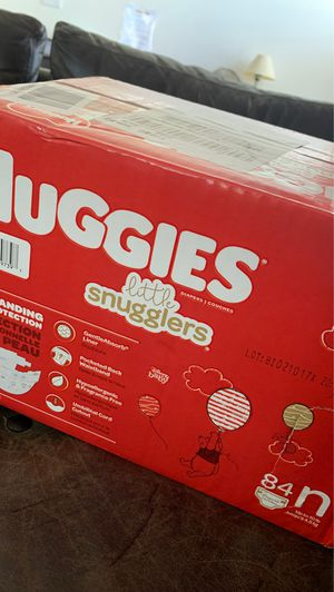 Newborn Huggie Diapers for Sale in Washington, DC