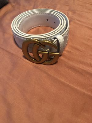 Gucci Mens Belt Size 34+ for Sale in Washington, DC