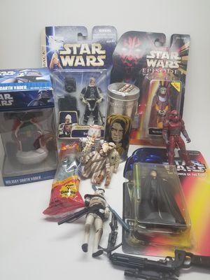 Star Wars Lot (Please Read Description) for Sale in Phoenix, AZ