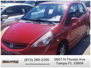 2008 Honda Fit for Sale in Tampa, FL