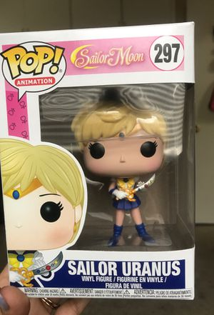 Sailor Moon - Sailor Uranus POP Funko for Sale in Los Angeles, CA