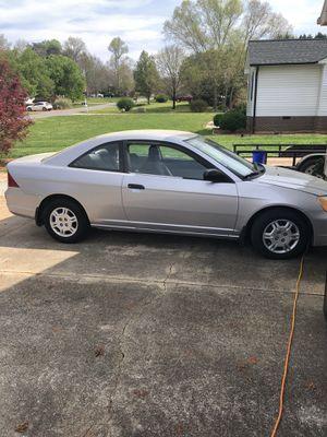 2001 Honda Civic for Sale in Lincolnton, NC