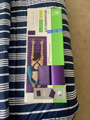 Yoga Mat Kit for Sale in Columbus, OH