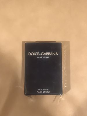 Dolce&Gabbana 2.5 perfume /brand new for Sale in LAKE CLARKE, FL