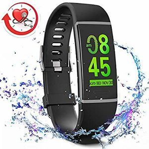 MorePro X-Core Fitness Activity Tracker Color Screen, Sleep Tracker Waterproof Health Heart Rate Blood Pressure,Calorie Exercise Pedometer Women Men for Sale in Torrance, CA