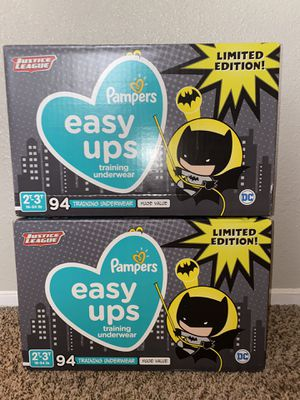 Pampers Pull Ups 2-3T Boys for Sale in Arlington, TX