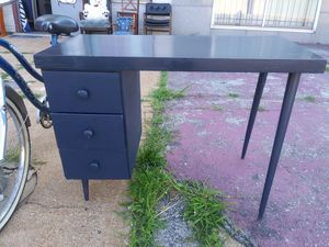 Kids Blue Writing/Student/School Desk for Sale in St. Louis, MO