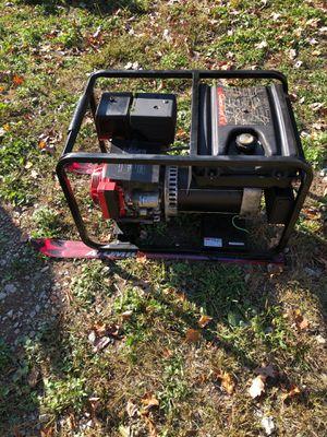 Dayton industrial 7200 watt generator (13 hp Honda motor) for Sale in Hingham, MA