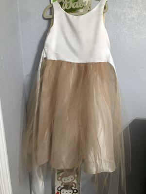 Size 5-6 Flower Girl Dress from Etsy. for Sale in Clovis, CA