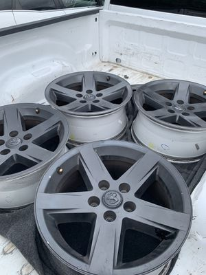 """2014 ram 1500 20"""" rims for Sale in Vancouver, WA"""
