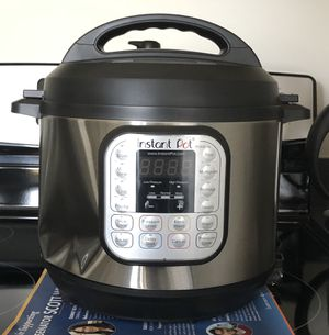 Instant Pot Duo 6 Quart for Sale in San Francisco, CA