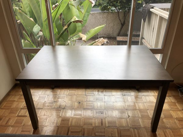 6-seat kitchen table - brand new!