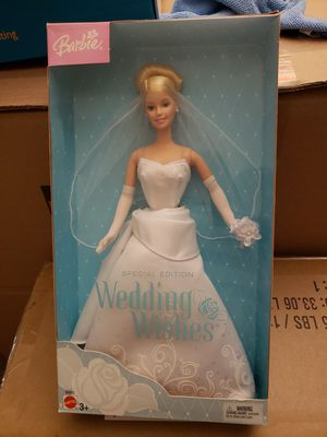 2003 Special Ed Wedding Wishes Barbie for Sale in Westminster, CO