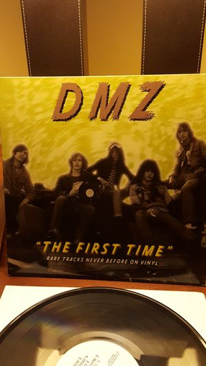 DMZ. The first time. LP. Drummer of The Cars for Sale in Akron, OH