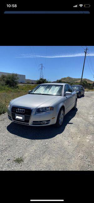 2007 Audi A4 2.0T for Sale in Sacramento, CA