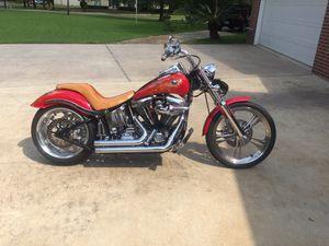 1997 Custom Harley Davidson Low mileage. $8500 OBO. for Sale in Orange, TX