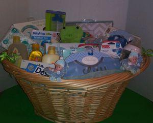 Baby Boy Gift Basket for Sale in Las Vegas, NV