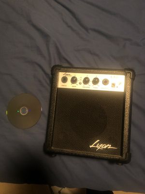 Guitar Amp for Sale in Rock Island, IL