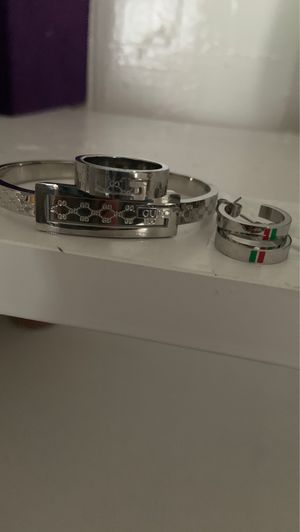 3 piece set stainless steel for Sale in Sachse, TX
