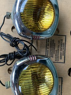 US Pioneer 145 Fog Lights - Vintage for Sale in Edmonds,  WA