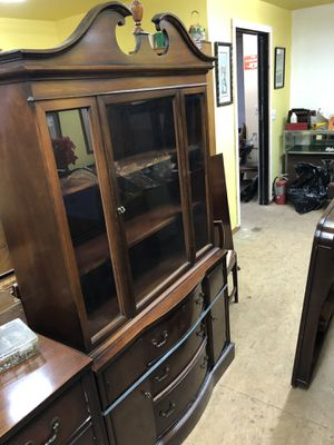 Antique china closet for Sale in Butler, PA