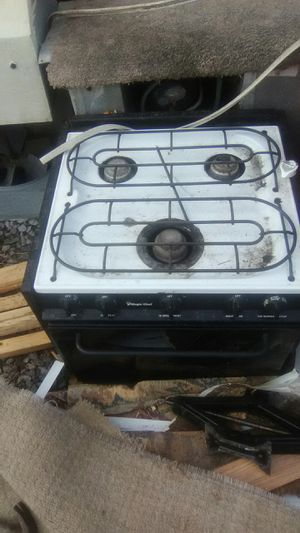 3 burner stove for rv for Sale in New Orleans, LA