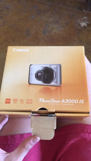 Canon power shot digital camera for Sale in Edmond, OK