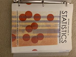 Santa Monica College Math 54 textbook for Sale in Los Angeles, CA