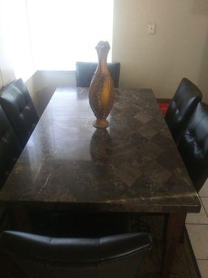 Stone Table for Sale in Visalia, CA