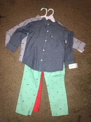 Boys clothes size 4T for Sale in Riverside, CA