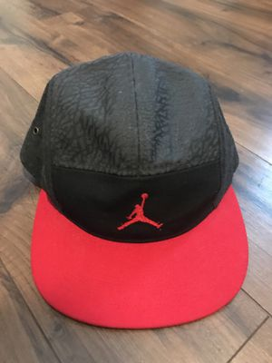 Air Jordan Elephant print Camp hat for Sale in Nashville, TN