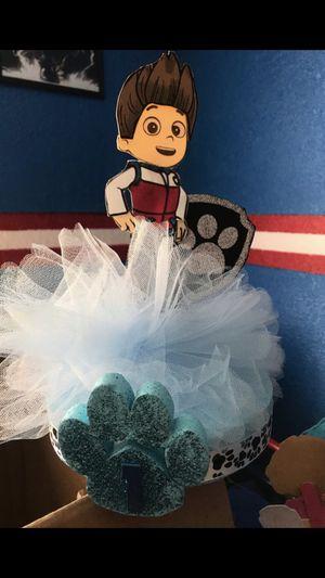 Paw patrol birthday decorations for Sale in San Antonio, TX
