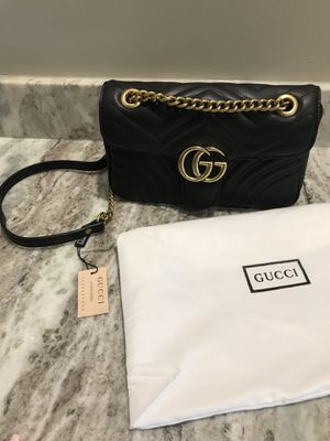 Gucci Marmont Bag Black for Sale in Salt Lake City, UT