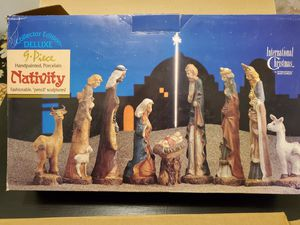 Nativity Table Display for Sale in Everett, WA