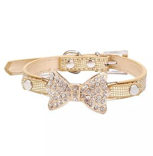 Jeweled Bow Dog collar for Sale in Dunnellon, FL
