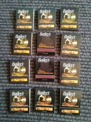 Baileys Matches for Sale in Eden, NC