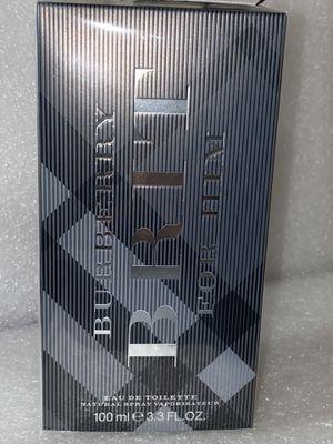 Burberry Brit for Him Eau de Toilette Spray 3.4 oz for Sale in Riverside, CA