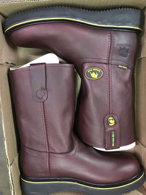 Golden Bull Work Boots Size 6-8.5 for Sale in Downey, CA