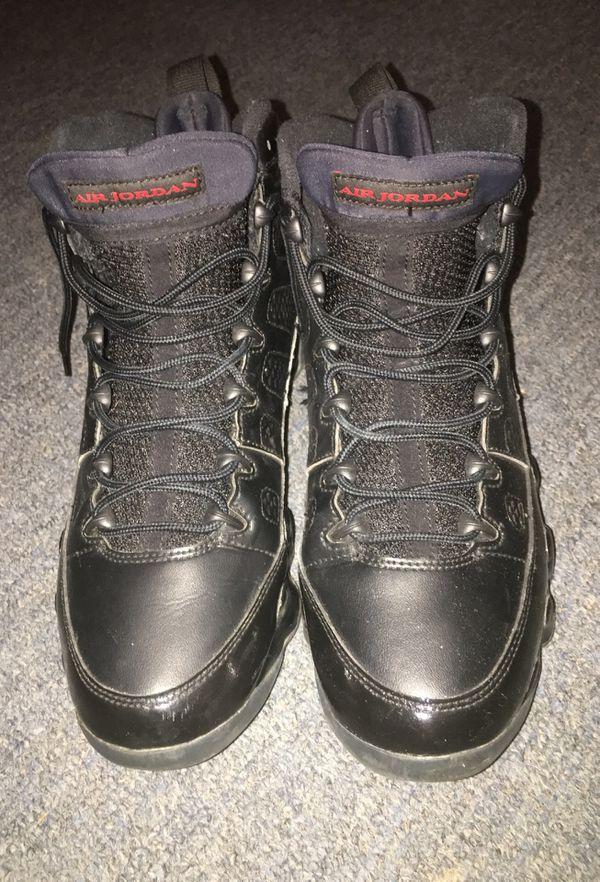 Air Jordan 9 Retro (Size 10) $180 (WILL NEGOTIATE)
