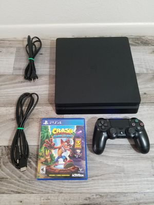 🚩Ps4 Playstation 4 Slim 1TB with 3 Games 🚩 for Sale in Phoenix, AZ