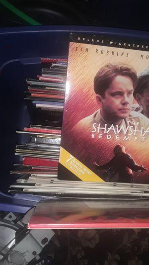 Laser disk movies for Sale in Roseville, CA