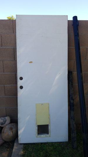 Metal door 32x82 for Sale in Mesa, AZ